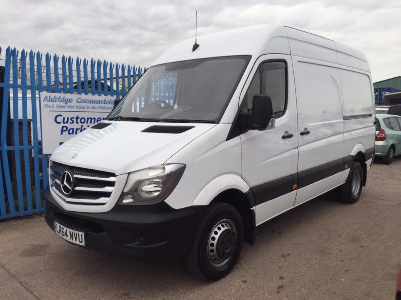 2014 mercedes benz sprinter 516 cdi in cannock for Mercedes benz sprinter 2014