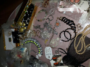 Necklace sets, Earrings & Bracelets!