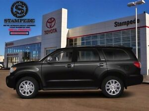 2013 Toyota Sequoia Limited   -
