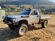 Toyota hilux Campania Southern Midlands Preview