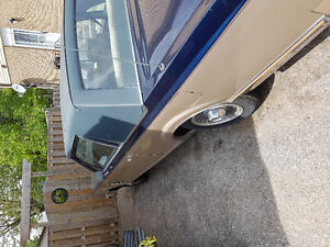 1981 Lincoln Continental Coupe (2 door)