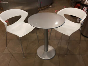 Patio Tables & Chairs - Commercial Grade - Menchies Dispersal