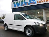 2013 Volkswagen CADDY C20 TDI STARTLINE Van Manual Small Van