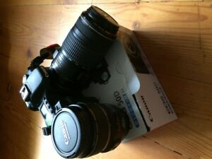 Best Offer for Canon EOS 50D + lenses kit