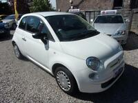 FIAT 500 1.2 pop 2008 Petrol Manual in White