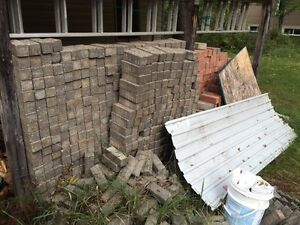 Lot de briques