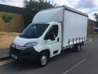 2016 Citroen Relay 2.2 HDi 35 L3 Curtainside with TL 2dr Manual Curtain Side