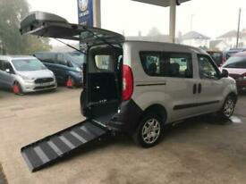 image for 2018 Fiat Doblo 1.4 16V Pop PETROL 5dr WHEELCHAIR ACCESSIBLE VEHICLE DISABLED MO