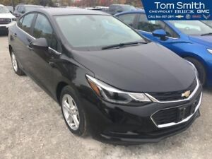 2018 Chevrolet Cruze LT  DIESEL TRUE NORTH EDITION/SUNROOF