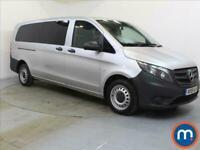 2019 Mercedes-Benz Vito 114 CDI Pro 8-Seater Standard Roof Minibus Diesel Manual