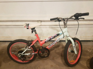 1 Girls Supercycle Bicycle