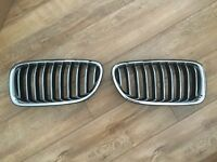 BMW 5 series grill