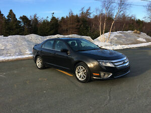 2011 Ford Fusion SEL with only 61,500 KM
