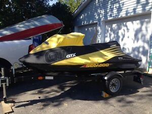 NEW PRICE 2004 Sea-Doo/BRP GTX 185 Supercharged