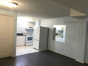 Renovated Basement For Rent in Brampton West