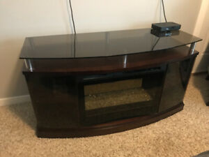 Electric Fireplace/ TV stand