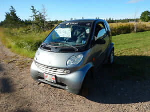 2006 Smart Fortwo Pluse Coupe (2 door)