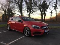 Mercedes-Benz A45 2.0 4MATIC 7G-DCT aero kit AMG finance available