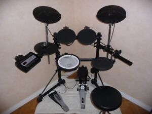 -V-Drum Roland TD-3 snare MESH batterie électronique SOLIDE
