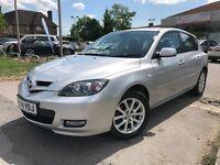 Mazda 3 1.6 TAKARA (silver) 2009