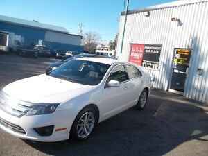 Ford Fusion 4dr Sdn I4 SEL FWD 2011