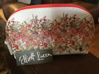 ELLIOTT LUCCA make up bag