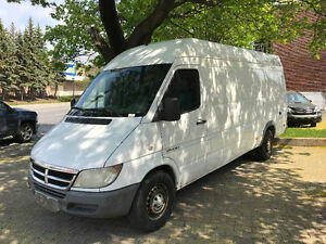2005 Dodge Sprinter Fourgonnette, fourgon