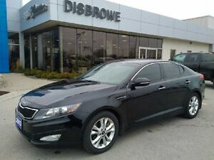 2013 Kia Optima EX   Leather, Heated Seats, New Tires