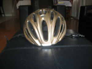 Bike helmet never used - Louis Garneau brand