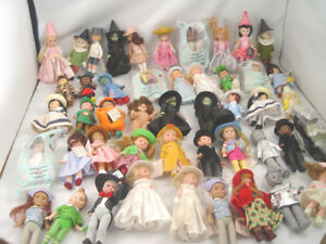 Collection 47 Madame Alexander Dolls Date 2002 to 2008