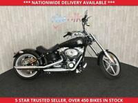 HARLEY-DAVIDSON SOFTAIL FXCWC ROCKER C MOT APRIL 2019 LOW MLS 2009 09