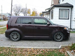 2011 Scion xB Factory TRD Package Hatchback