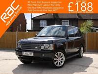 2005 Land Rover Range Rover 3.0 TDV6 Turbo Diesel Vogue SE Auto 4x4 4WD Sunroof