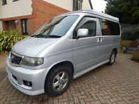 Mazda Bongo Friendee Free Spirit Camper Conversion