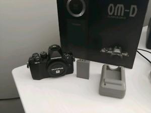 Olympus E-M10 Mark II and Sigma 60mm f/2.8 kit