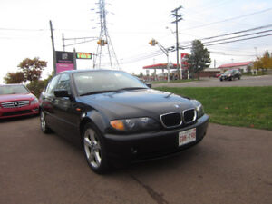**2005 BMW 3-Series 325i**COMES WITH 4 WINTER TIRES**