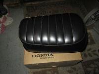 HONDA Z50A RESTORED SEAT (FITS: Z50A 1968-1971)