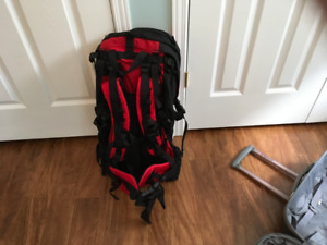 Travel backpack for sale.