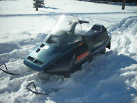 Yamaha Ovation Buy Or Sell Snowmobiles In Ontario