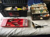 Large fly tying kit