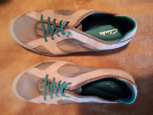 Women's Clark lightweight shoes size 8 and 1/2