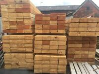 🌲*New* Wooden Scaffold Style Planks/ Boards * 225mm X 38mm X 3.6m/4.2m