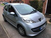 2008 Peugeot 107 1.0 12v Urban Move 5DR £20 ROAD TAX AIR CONDITIONING ONLY 59k