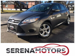FORD FOCUS SE HATCHBACK AUTO | 101K | ONE OWNER | NO ACCIDENTS