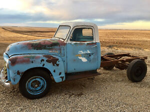 1950 GMC truck 47-53 ratrod