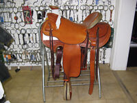 New Billy Cook Ranch Saddle