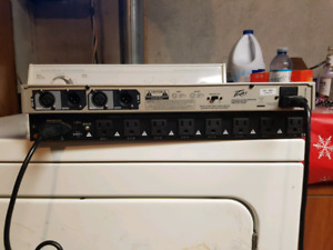 Power supply and equalizer