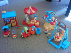 Happyland Toy Shop and Carnival