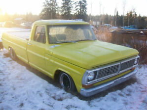 For sale 1970 Ford pickup