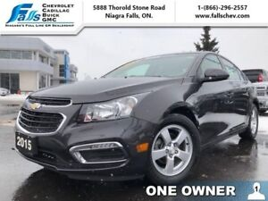 2016 Chevrolet Cruze Limited 2LT  LEATHER,SUNROOF,REMOTE START,R